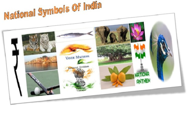 List Of National Symbols Of India
