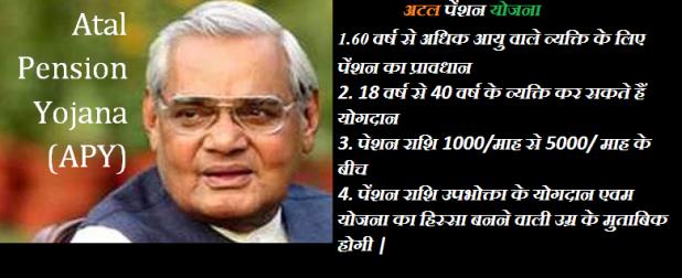 Pradhan Mantri Atal Pension Yojana