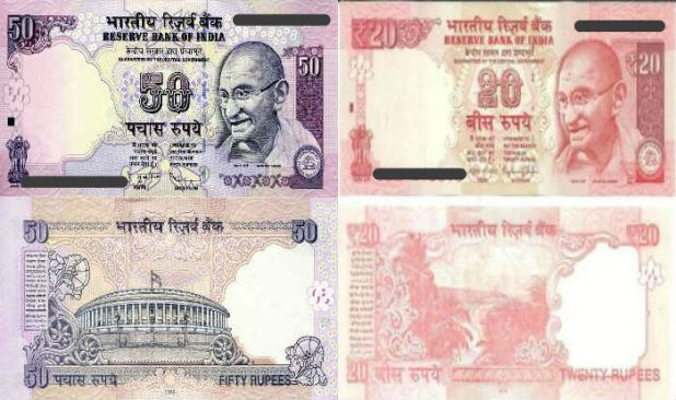 ATMs of SBI to dispense Rs 20 and 50 Notes