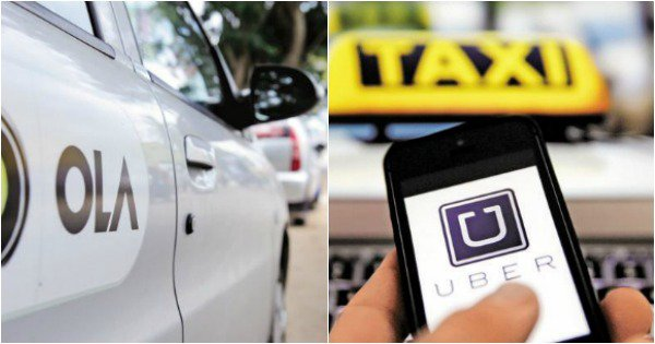 Surge Prices for cab aggregators like Uber and Ola