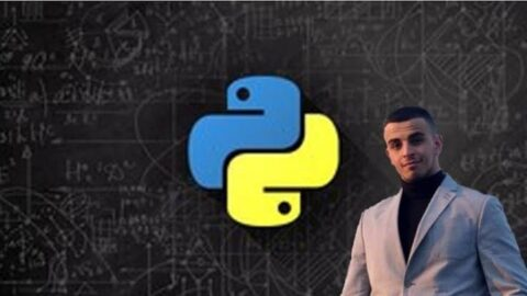 Python for beginners - Learn all the basics of python