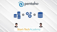Pentaho for ETL & Data Integration Masterclass 2020- PDI 9.0