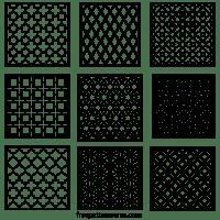 Geometric Motifs & Repeating Pattern Vectors ...