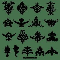 Free Decorative Ornaments Vector | Decoratingspecial.com