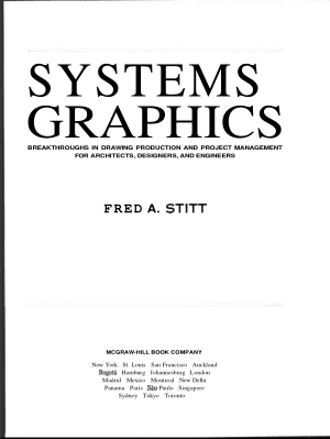 Systems Graphics Breakthroughs In Drawing Production And