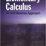 Elementary Calculus PDF