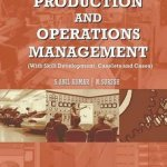 Production and Operations Management Book
