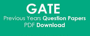Gate Solved Papers For Electrical Engineering PDF