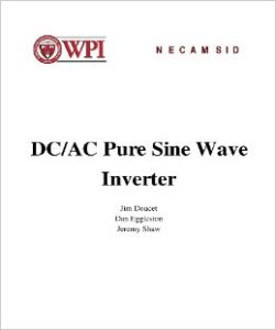 DC/AC Pure Sine Wave Inverter PDF