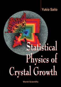 statistical physics of crystal growth pdf, statistical physics of crystal growth
