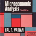Microeconomic Analysis Varian