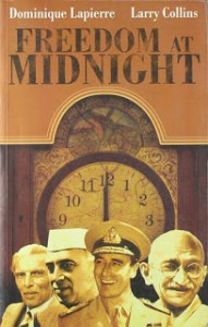 1947 Freedom At Midnight book