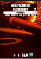 Manufacturing Technology by PN Rao