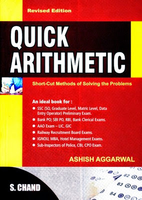 Quick Arithmetic by Ashish Agarwal
