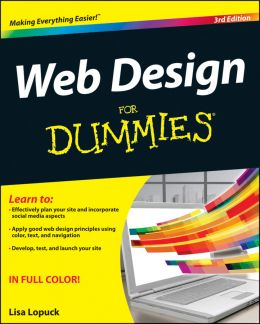 Web Design For Dummies,3rd edition