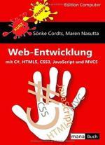 Web-entwicklung Mit C#, Html5, Css3, Javascript Und Mvc5