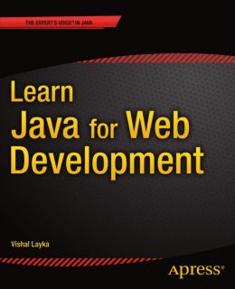 Learn Java for Web Development