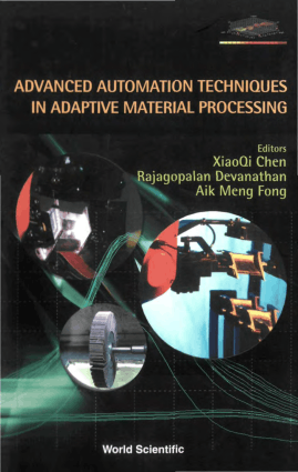 [PDF] Advanced Automation Techniques in Adaptive Material Processing