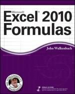Excel 2010 formulas PDF