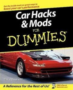car hacks and mods for dummies pdf,car hacks and mods for dummies free download