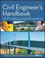 Civil Engineer's Handbook of Professional Practice
