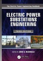 Electric Power Substations Engineering Book PDF