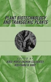 plant biotechnology and transgenic plants.pdf