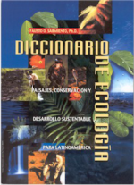 Dictionary of Ecology landscapes , conservation and sustainable development