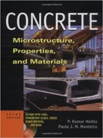 Concrete Microstructure, Properties and Materials