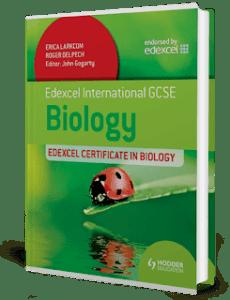 Edexcel International GCSE and Certificate Biology Student's Book