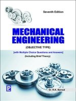[PDF] Mechanical Engineering Objective Type Questions By Dr. R.K. Bansal Download