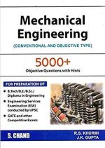 [PDF] Mechanical Engineering Objective by RS Khurmi (Latest Edition) Download