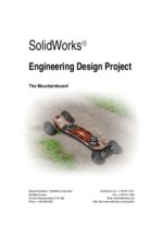 SolidWorks- Engineering Design Project