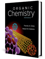 Organic Chemistry, 10th Edition by Francis Carey and Robert M. Giuliano