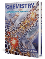 Chemistry – A Molecular Approach, 4th Edition by Nivaldo J. Tro