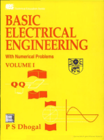 [PDF] Electrical Engineering By PS Dhogal Volume 1