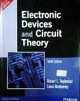 ELECTRONIC DEVICES AND CIRCUIT THEORY by ROBERT BOYLESTAD
