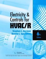 Electricity & Controls for HVAC/R by Stephen L. Herman and Bennie L. Sparkman