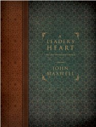 A Leader's Heart: 365-Day Devotional Journal book pdf free download