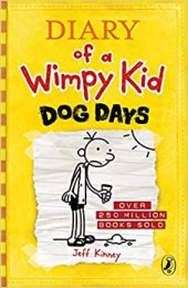 Diary of a Wimpy Kid: Dog Days Book Pdf Free Download