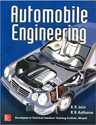 Automobile Engineering (McGraw Hill) Book Pdf Free Download