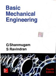Basic Mechanical Engineering (McGraw Hill) Book Pdf Free Download