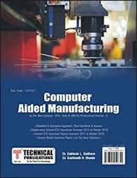 Computer Aided Manufacturing GTU Book (3161917) Book Pdf Free Download