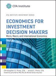 Economics for Investment Decision Makers: Micro, Macro, and International Economics book pdf free download