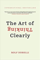The Art of Thinking Clearly Book Pdf Free Download