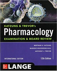 Katzung & Trevor's Pharmacology Examination & Board Review book pdf free download