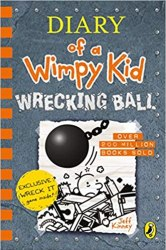 Diary of a Wimpy Kid: Wrecking Ball Book Pdf Free Download