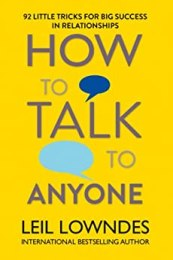 How To Talk To Anyone Book Free Download