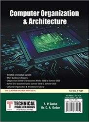 Computer Organization & Architecture GTU Book (3140707) Book Pdf Free Download