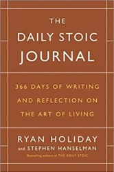 The Daily Stoic Journal: 366 Days of Writing and Reflection on the Art of Living book pdf free download